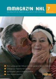 MMagazin 7, 2007/3 - Myelom Hilfe Österreich