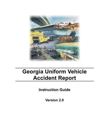 Wisconsin motor vehicle accident report for Motor vehicle report ga