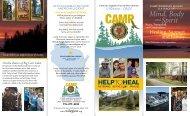 Camp Tri-Fold Brochure - American Legion