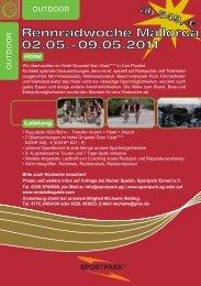 OUTDOOR OUTDOOR - Sportpark Ennert