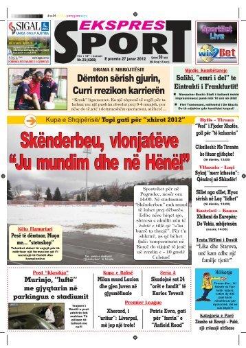 Gazetat shqiptare për derbin - GazetaOlleGazetaOlle