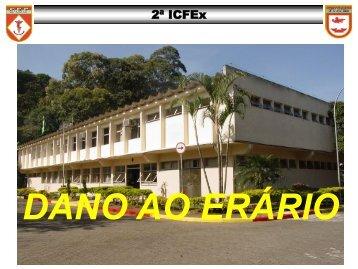 Dano ao Erário - 2ª ICFEx
