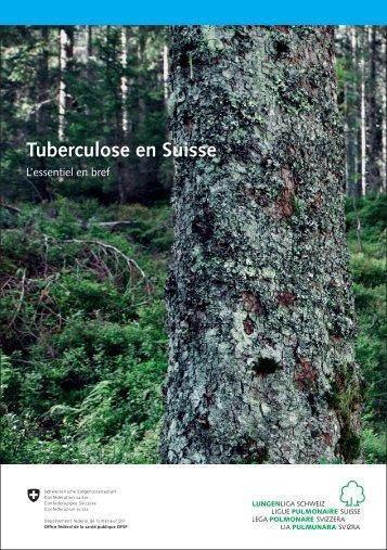 Tuberculose en Suisse