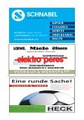 Vereinszeitung Nr. 2 / Dezember 2013 - TV Mosbach - Page 6