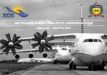 Aula 8 - UFSC Aerodesign