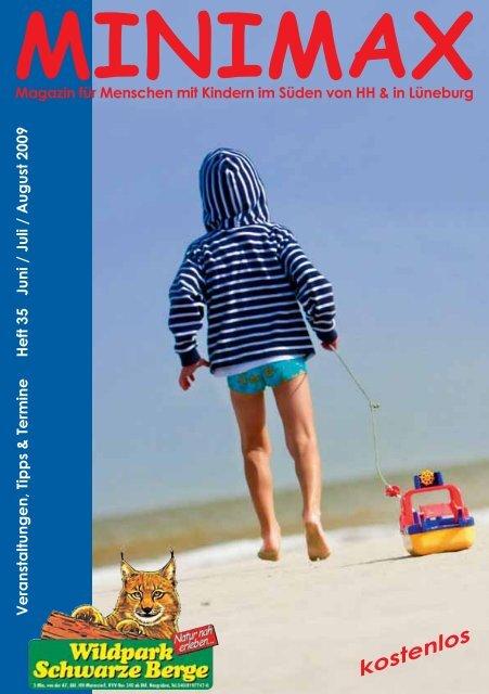 Magazin Für Menschen Mit Kindern Im Süden Von - MINIMAX