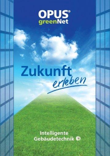 OPUS greenNet Prospekt - OPUS Schalter