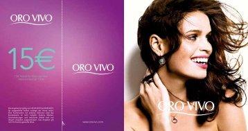 Sky Drop / Silber Mit Glasstein / Ring - Oro Vivo