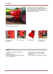 Grimme - Various Products