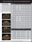 Vented & Vent-Free Gas Logs - Page 3