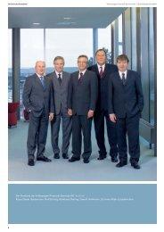 Der Vorstand der Volkswagen Financial Services AG (v.l.n.r.): Klaus ...