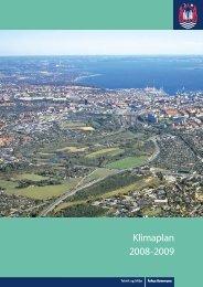 Klimaplan 2008-2009 (pdf 709 KB) - Aarhus.dk