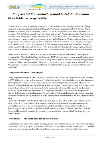 Salveaza ca PDF - Sibiul.ro