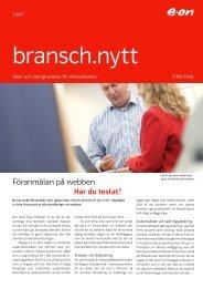 Bransch.nytt 3 - E-on