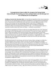 Europaparlament stimmt endlich für strengeres Hai-Finning-Verbot ...