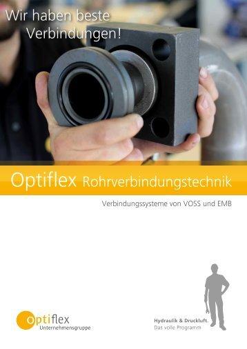 Wir haben beste Verbindungen! - Optiflex GmbH