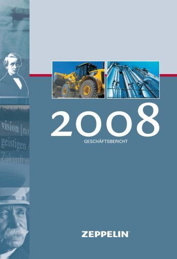 Geschäftsbericht laden - ZEPPELIN GmbH