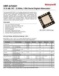 HRF-AT4521 - Richardson RFPD