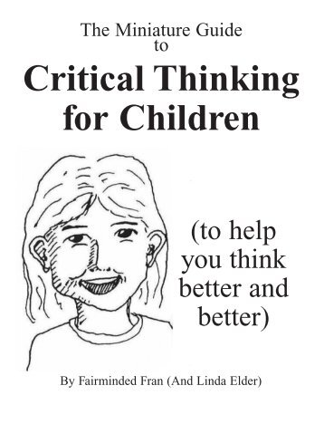 critical thinking community Critical thinking is the objective analysis of facts to form a judgment the subject is complex, and several different definitions exist, which generally include the rational, skeptical, unbiased analysis, or evaluation of factual evidence.
