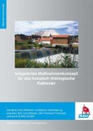 Integriertes Maßnahmenkonzept - K+S Aktiengesellschaft