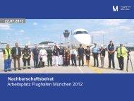 Präsentation Arbeitsplatz Flughafen München vom 22.07.2013 (pdf)