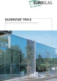 silverstar® triii e - Euroglas