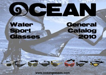 Water Sport Glasses General Catalog 2010 - ao-sports.com