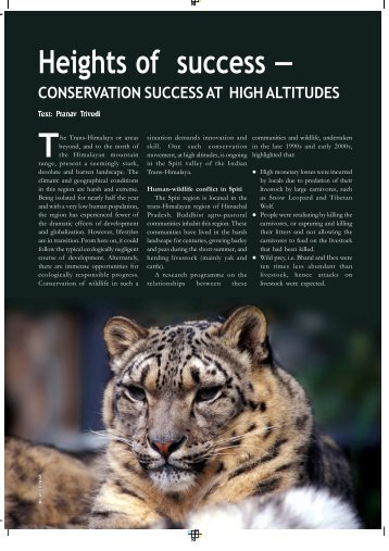 HB4-2006-HIGH ALTITUDE_VD.p65 - Nature Conservation ...