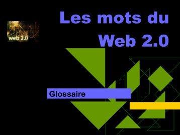 Les mots du Web 2 0