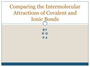 lab 12 ionic and covalent bonds salt or sugar Lab 12: ionic and covalent bonds concepts to explore: understand the differences between ionic and covalent bonding and covalent bonds experiment: sugar or salt.