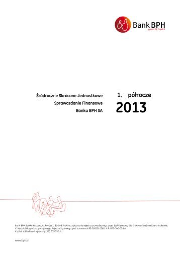 Skonsolidowane sprawozdanie finansowe - Bankier.pl