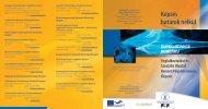 kiadvány letöltése ( PDF formátum 0526 MB) - Nemzeti ...