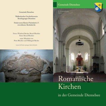 Romanische Kirchen in der Gemeinde Diemelsee - Naturpark