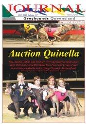 Journal - Greyhounds Queensland