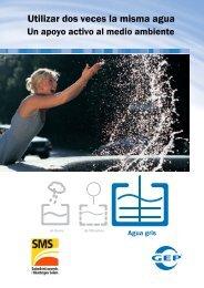 Ã'Â¡Ã'Â¡Ã'Â¡Utilizar dos veces la misma agua !!! - DEHOUST GmbH