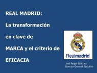 La transformación Del Club Real Madrid.pdf - My Laureate