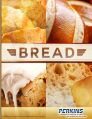 Good bread - Perkins