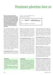 Pensionen påverkas även av vad andra gör (pdf)