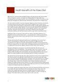 The Paleo Diet - Page 6