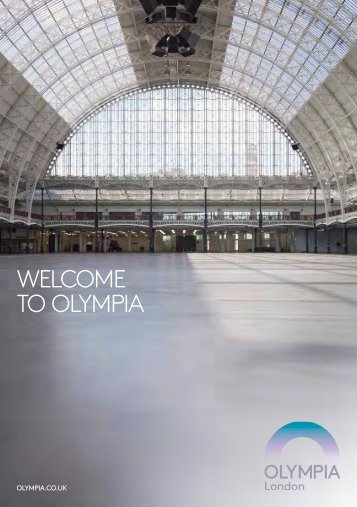Welcome to olympia