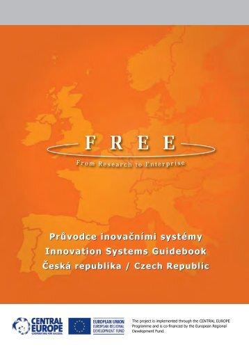 Průvodce inovačními systémy Innovation Systems Guidebook ...