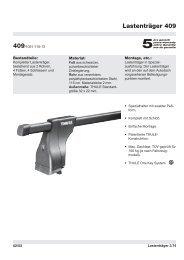 Lastenträger 409 - AUBU.DE - Shop Katalog