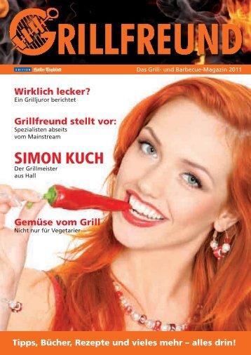 Simon Kuch - South Side BBQ
