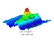 Jet The Ridge - RHIG AT YALE - Yale University