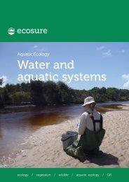 Aquatic Ecology Services - ecosure