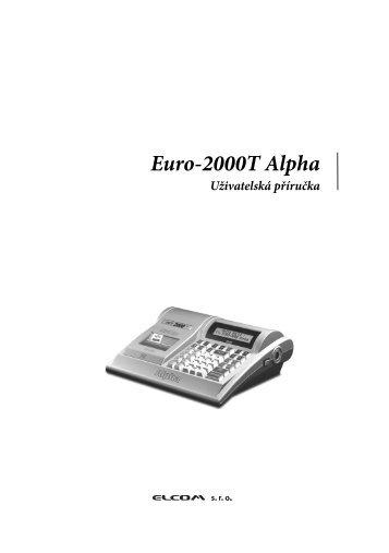 Euro-2000T Alpha
