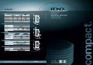 Go into detail! - Heinen freezing Gmbh & Co. KG