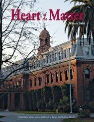 Winter 2008 - Sacred Heart Schools