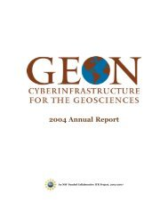 Annual Report 2004 - Geon
