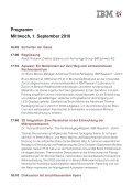 IBM Technology Forum - COMMON Schweiz - Seite 3